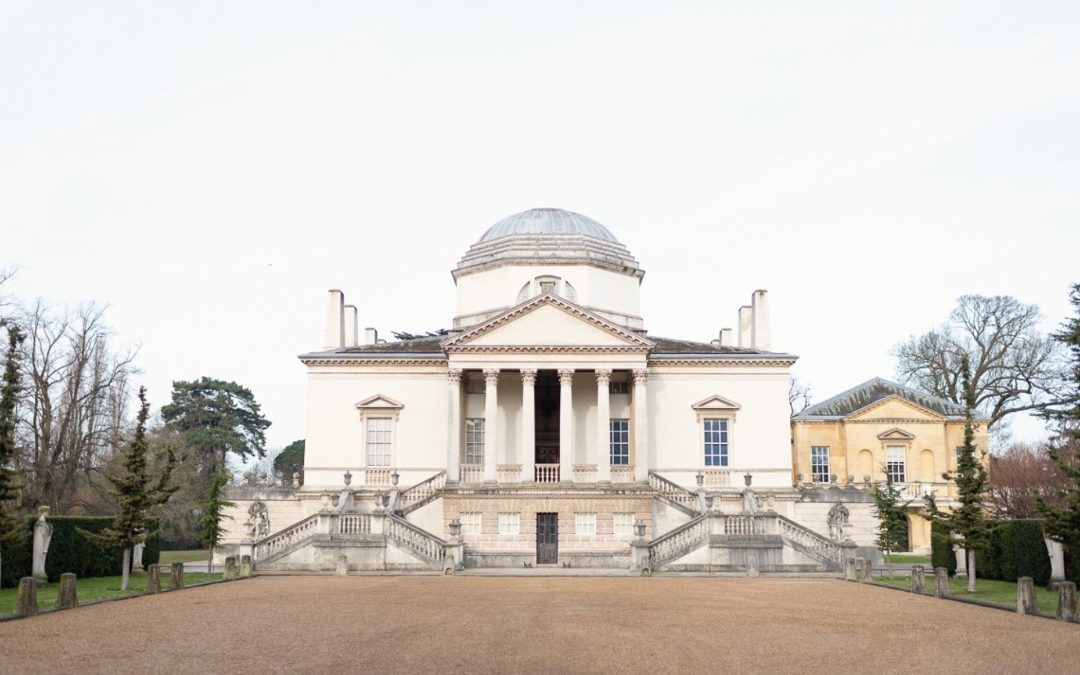 Madison and Reid's Wedding in London at Chiswick House & Gardens