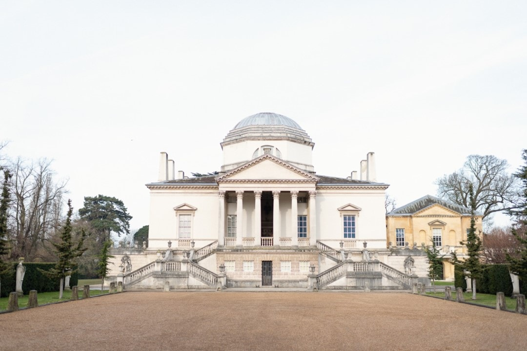 Weddings at Chiswick House and Gardens in London