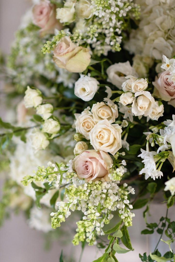 Wedding florist London