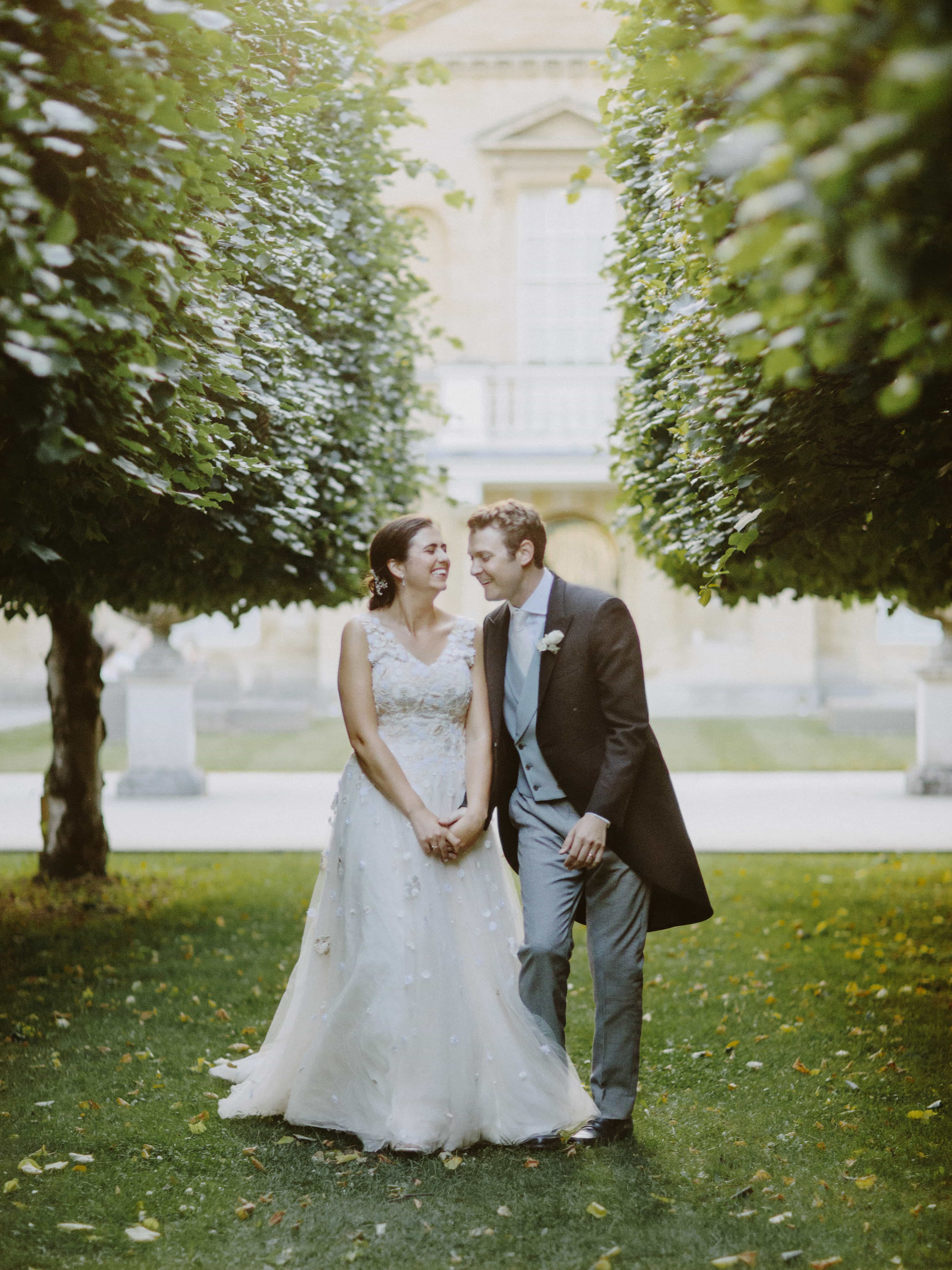 Madison and Reid's London Wedding at Chiswick House and Gardens
