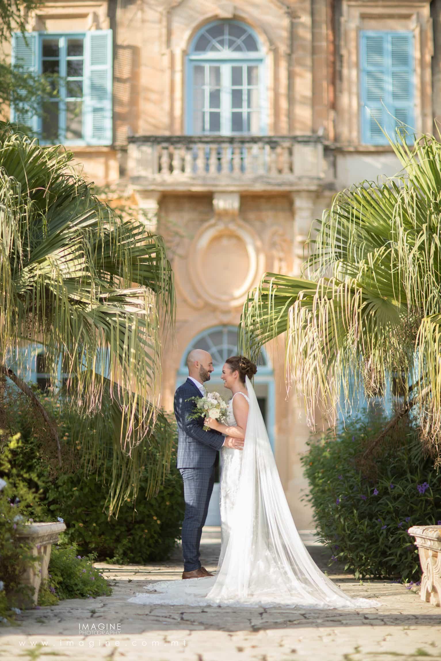 Vila Bologna weddings