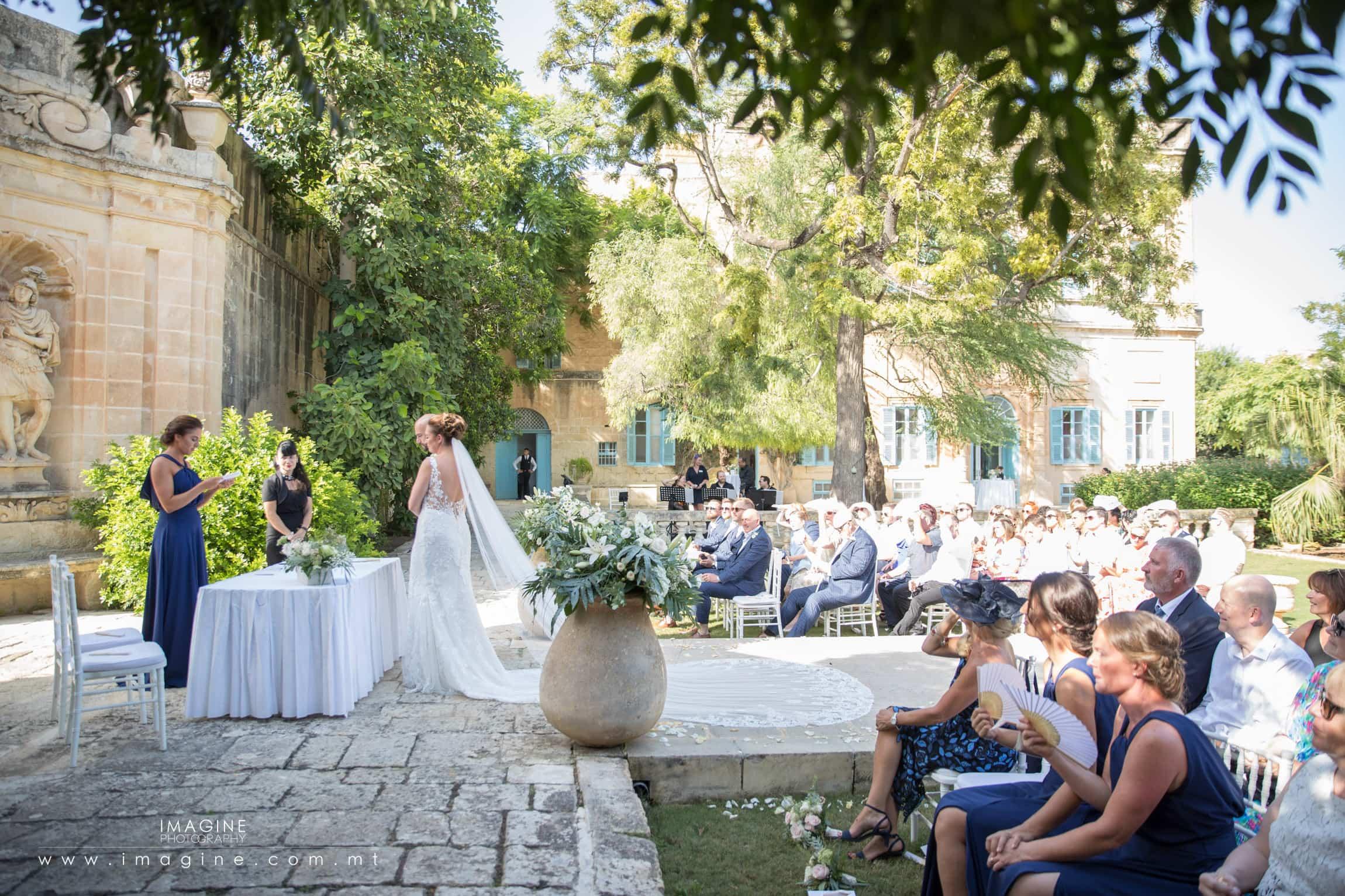 Villa Bologna Wedding planner