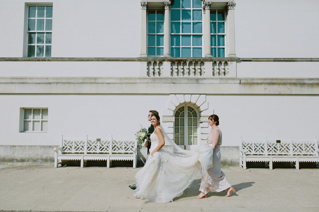 Chiswick House wedding venur