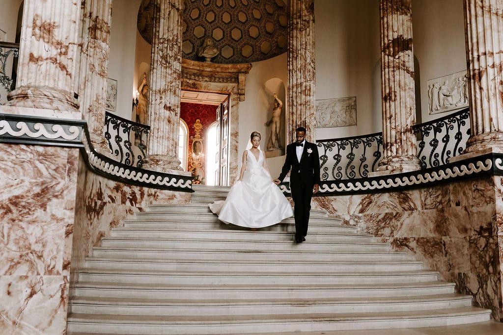 Holkham Hall Wedding