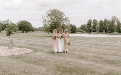 Anna & Martin's Wilderness RESERVE wedding in Suffolk
